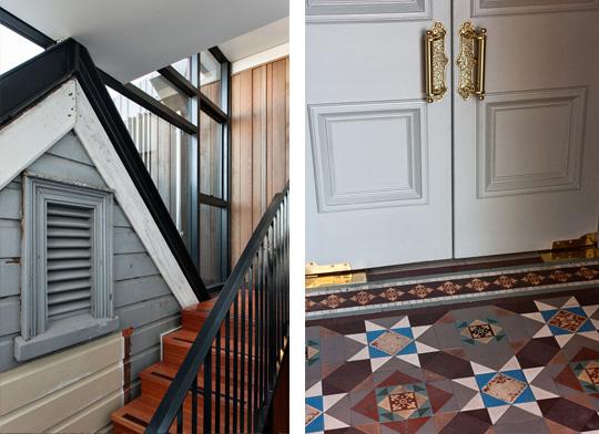 Allendale House Details by Simon Devitt